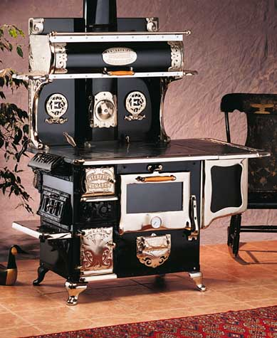 Wood Cook Stoves | wood stoves for cooking and heating