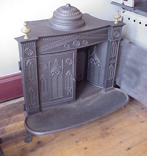 Antique Stoves,History of stoves