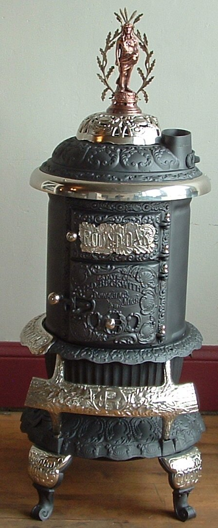 round oak stoves | eBay - Electronics, Cars, Fashion, Collectibles