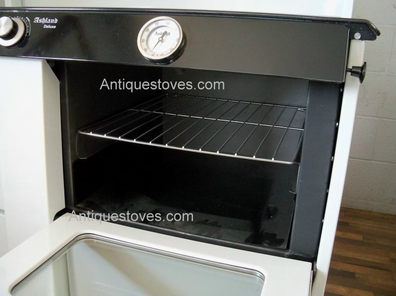 Ashland Deluxe wood cook stove oven - Ashland Cook Stove, The Ashland Deluxe Wood Coal Cook Stove