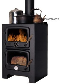 Bakers Oven, wood cook stove, heating stove, wood cook stove
