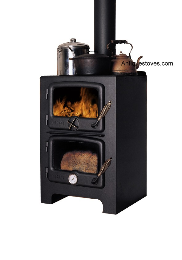 Bakers Oven wood cook stove,bakers oven, large picture - Bakers Oven