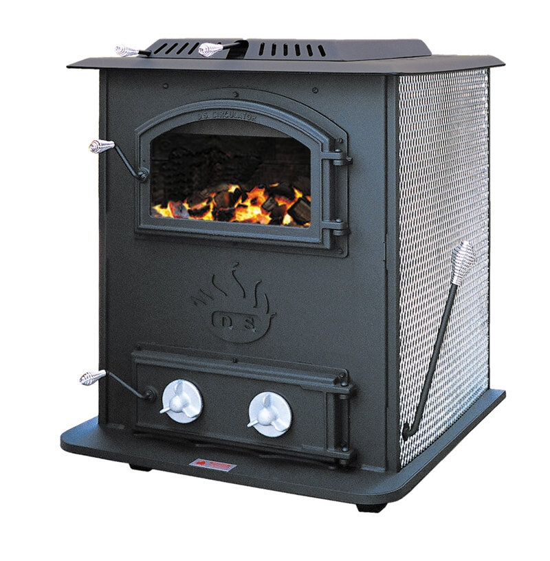 A hopper fed coal stove that does not take electricty of blowers! - Wood Cook Stoves,Kitchen Queen, Ashland,Bakers Oven,wood Stoves,