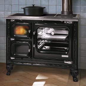 Deva 100 wood cook stove Propane stove left on overnight