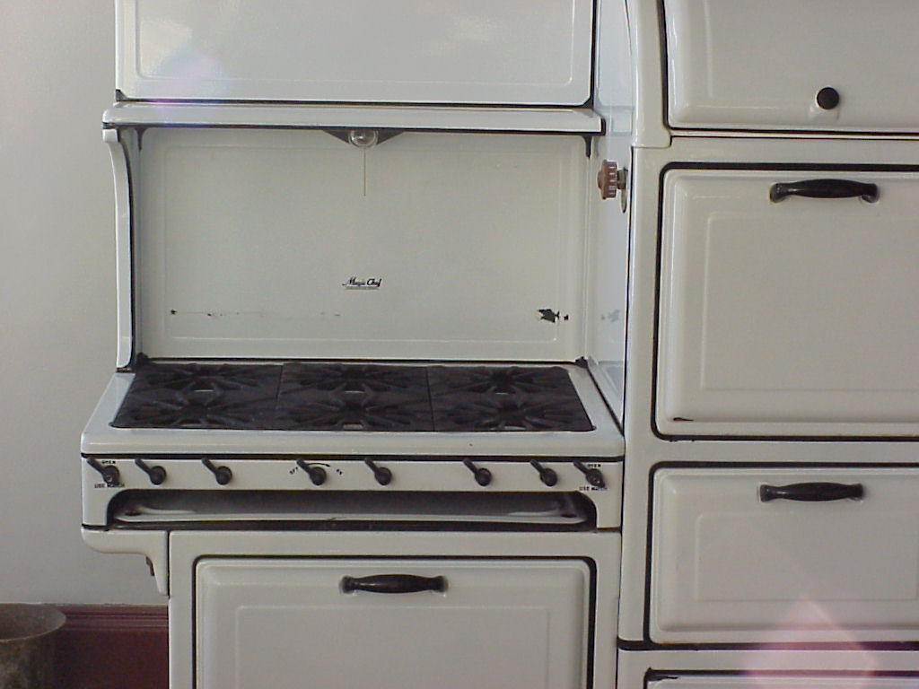 Magic Chef Kitchen Appliances Gas Stoves Antique Gas Stoves Chambers Magic Chef
