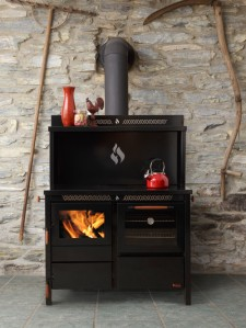Heco Wood Cook Stoves 520
