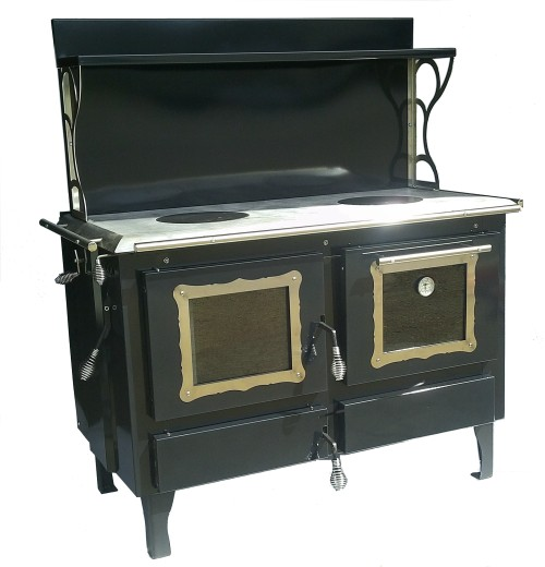 Kitchen Queen Wood Cook Stove: Wood Cook Stoves, Kitchen Queen And Bakers Oven Wood Cook