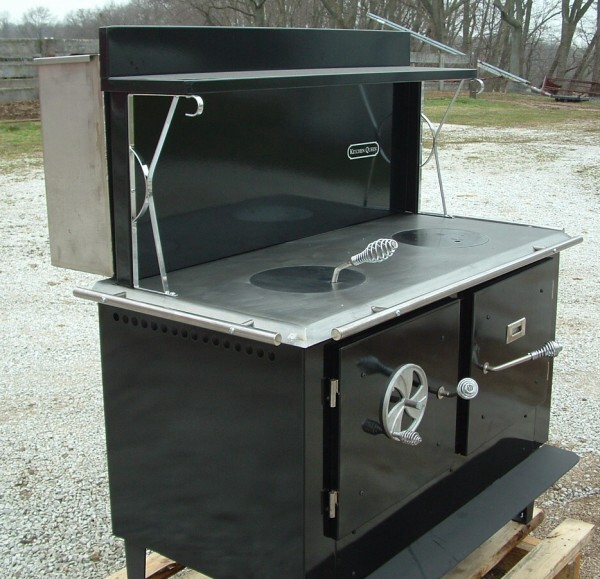 Kitchen Queen,wood cook stove, Kitchen Queen  Cookstove, u.l. listed Cookstove