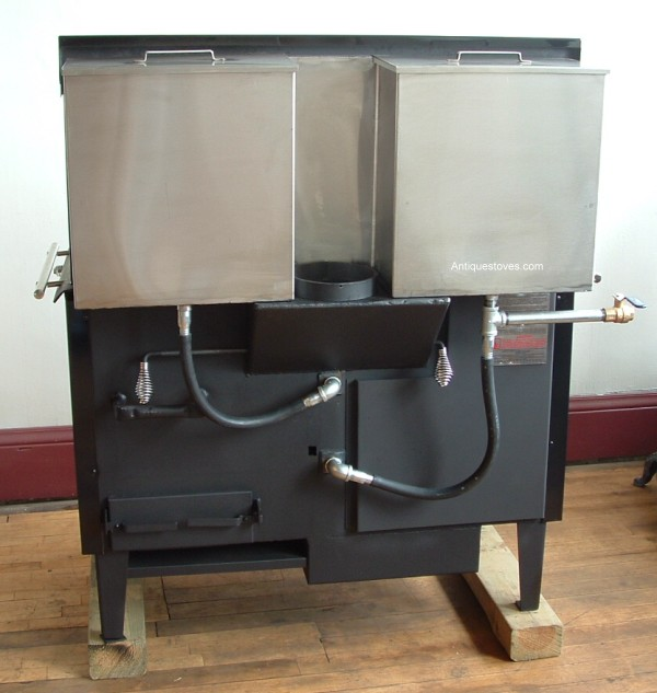- Kitchen Queen 380, Wood Cook Stove, Wood Cooking Stove