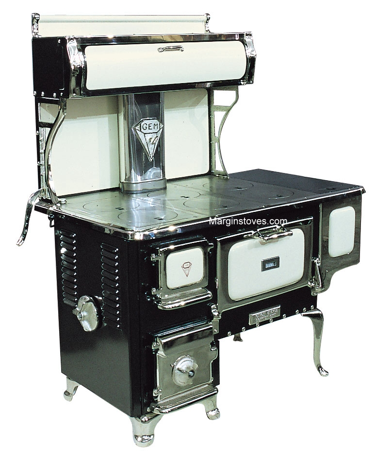 Old Fashioned Wood Burning Cook Stoves