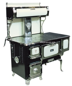 Margin Gem wood cook stove Heating capacity of 1750 square feet or more