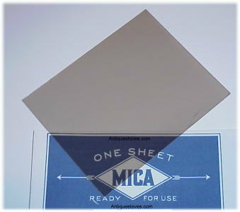 isinglass, stove windows,MICA & ISINGLASS SALES,