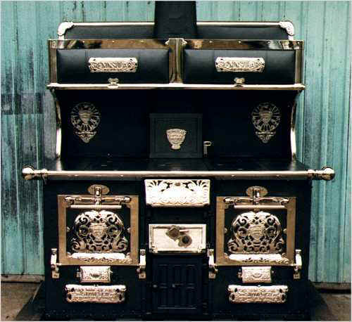 Antique Stoves Sales; Museum Quality Restorations
