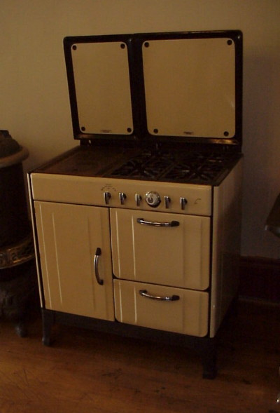 Current Inventory of All Antique Stoves for Heating